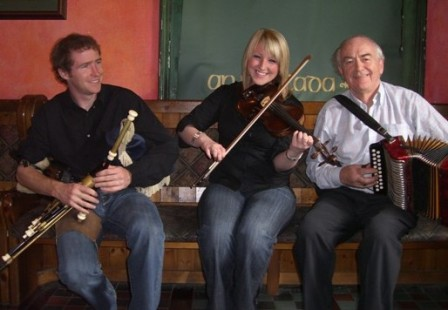 Traditional Irish Music Musicians