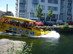 Viking Splash Boat